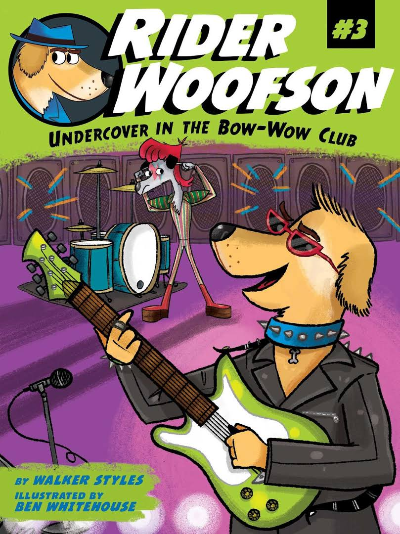 Undercover in the Bow-Wow Club Image