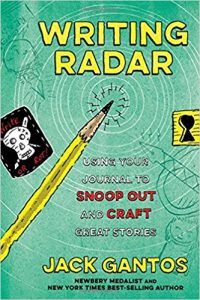 Writing Radar: using your journal to snoop out and craft great stories Image