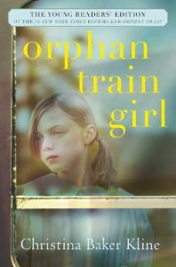 Orphan Train Girl: The Young Readers