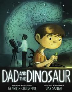 Dad and the Dinosaur Image