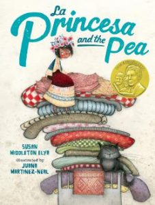 La Princesa and the Pea Image