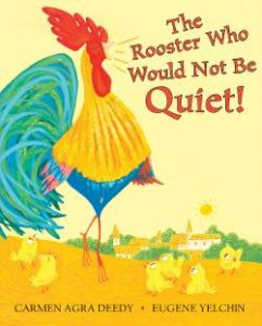 Rooster Who Would Not Be Quiet! Image