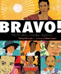 Bravo!: Poems About Amazing Hispanics Image