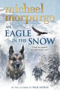 Eagle in the Snow Image