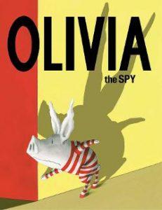 Olivia the Spy Image
