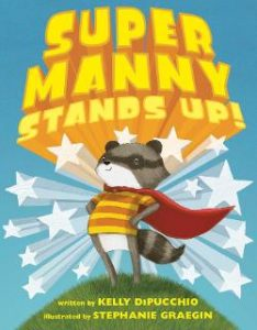 Super Manny Stands Up! Image