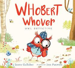 Whobert Whover, Owl Detective Image