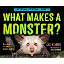 What Makes a Monster? Discovering the World