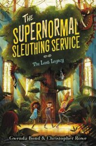 Lost Legacy (Supernormal Sleuthing Service) Image