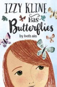Izzy Kline Has Butterflies Image