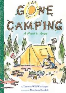 Gone Camping: A Novel in Verse Image