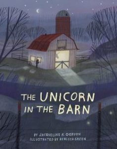 Unicorn in the Barn Image