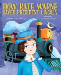 How Kate Warne Saved President Lincoln Image