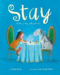 Stay: A Girl, a Dog, a Bucket List Image