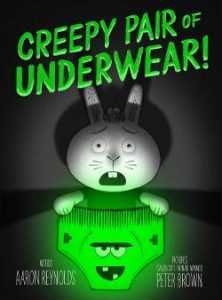 Creepy Pair of Underwear! Image