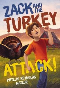 Zach and the Turkey Attack Image