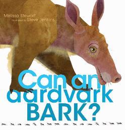 Can an Aardvark Bark? Image
