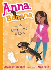 Anna, Banana, and the Little Lost Kitten Image