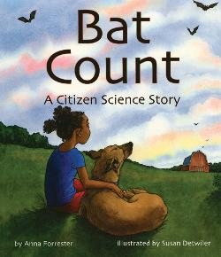 Bat Count: A Citzen Science Story Image