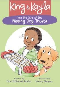 King & Kayla and the Case of the Missing Dog Treats Image