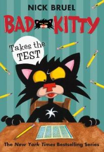 Bad Kitty Takes the Test Image