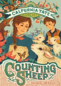 Counting Sheep (Calpurina Tate, Girl Vet) Image
