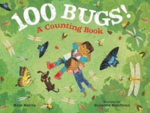 100 Bugs! A Counting Book Image