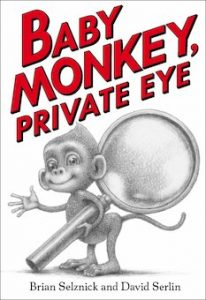 Baby Monkey, Private Eye Image
