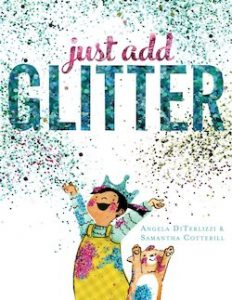 Just add Glitter Image