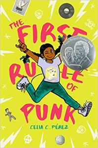 First Rule of Punk Image