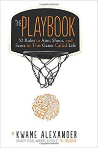 Playbook, The: 52 Rules to Aim, Shoot, and Score in This Game Called Life Image