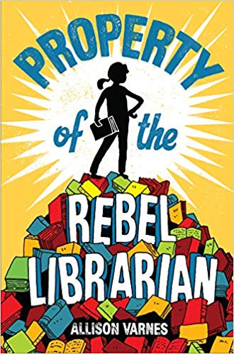 Property of the Rebel Librarian Image