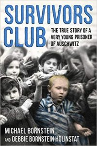 Survivors Club: The True Story of a Very Young Prisoner of Auschwitz Image