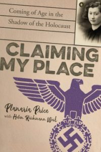 Claiming My Place: coming of age in the shadow of the Holocaust Image
