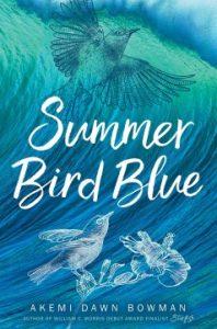 Summer Bird Blue Image