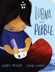 Lubna and Pebble Image