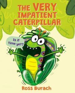 Very Impatient Caterpillar Image