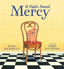 Piglet Named Mercy Image