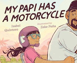My Papi has a Motorcycle Image