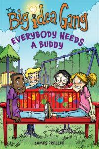 Everybody Needs a Buddy Image