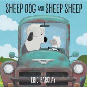Sheep Dog and Sheep Sheep Image