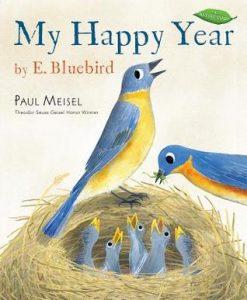 My Happy Year by E. Bluebird Image