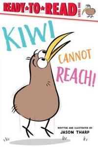 Kiwi Cannot Reach! Image