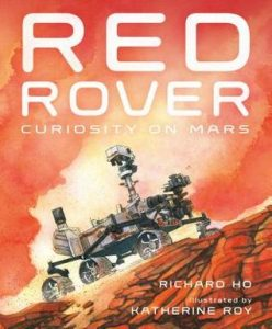 Red Rover: Curiosity on Mars Image