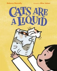 Cats Are a Liquid Image