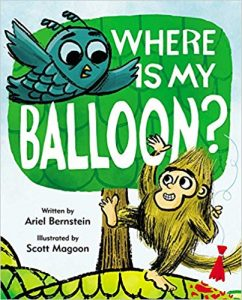 Where Is My Balloon? Image