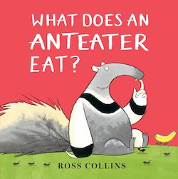 What Does an Anteater Eat Image