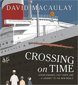 Crossing on Time: steam engines, fast ships, and a journey to the New World Image