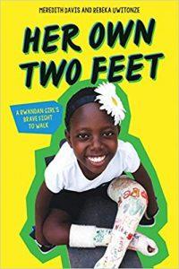 Her Own Two Feet: a Rwandan girl