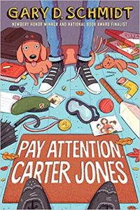 Pay Attention, Carter Jones Image